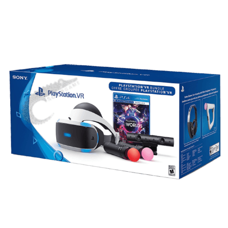 خرید باندل PS VR به همراه (PlayStation VR (Camera+Move+Game