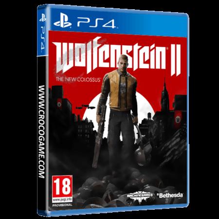 خرید بازی Wolfenstein 2