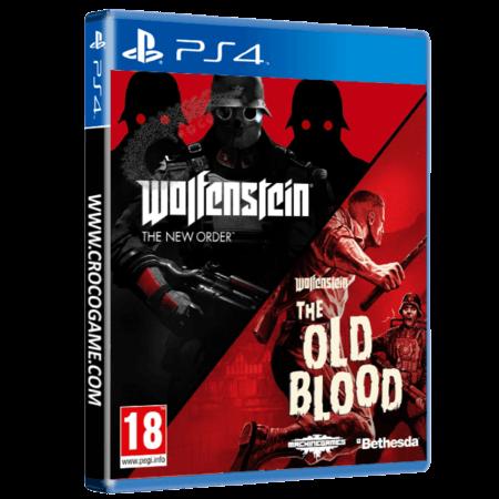 خرید بازی Wolfenstein The New Order + The Old Blood