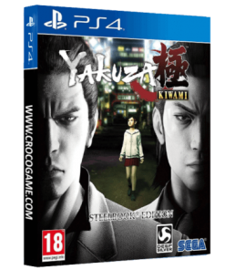 خرید بازی Yakuza Kiwami Steel Book Edition