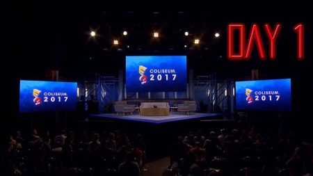 E3 Coliseum 2018