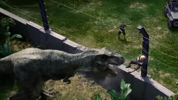 بازی Jurassic World Evolution
