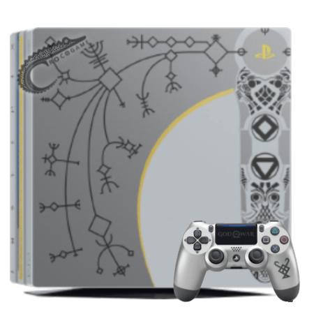 خرید کنسول باندل PS4 Pro God Of War