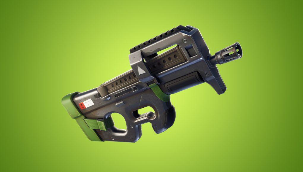 اسلحه های SMG