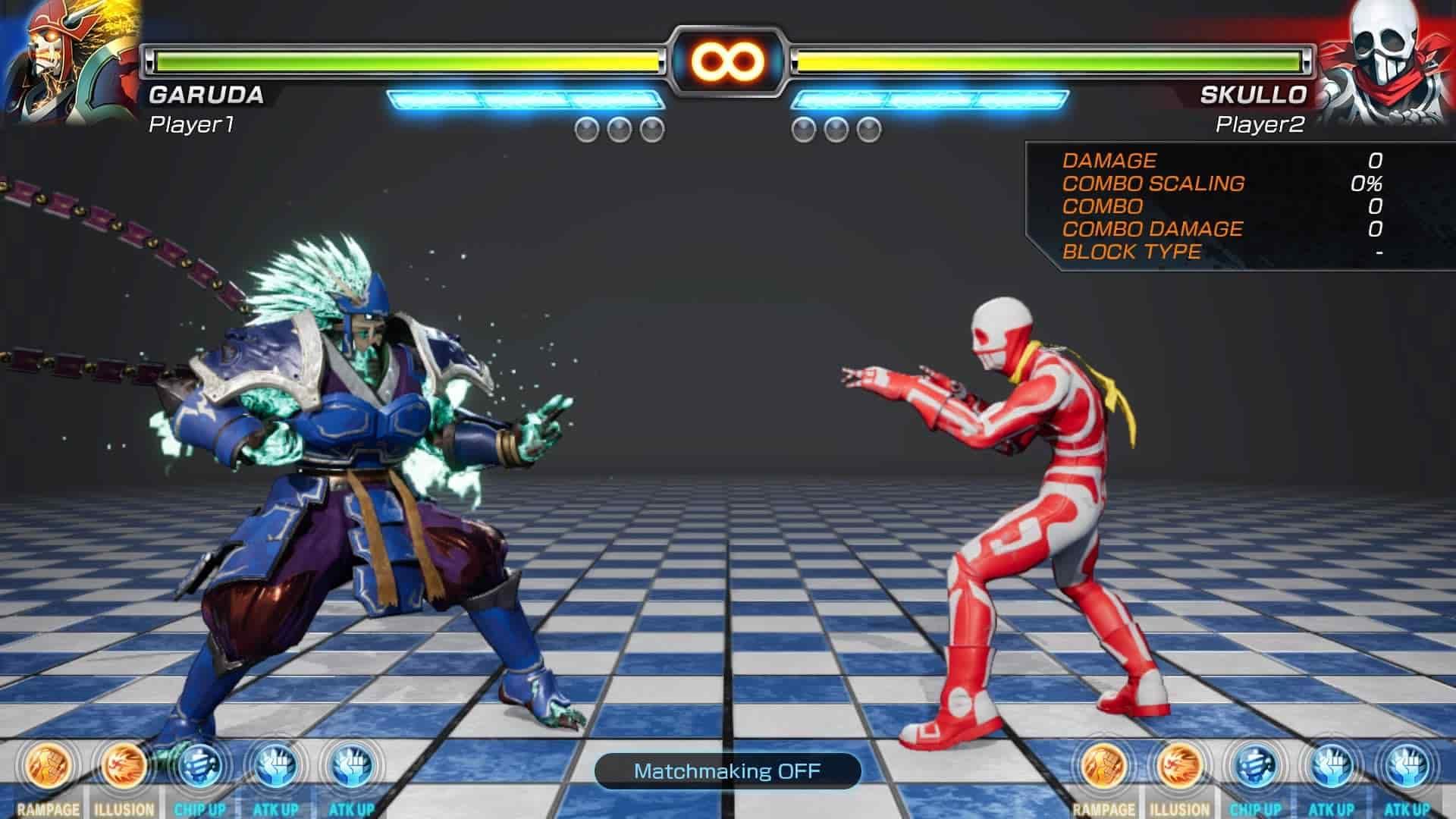 بازی Fighting EX Layer