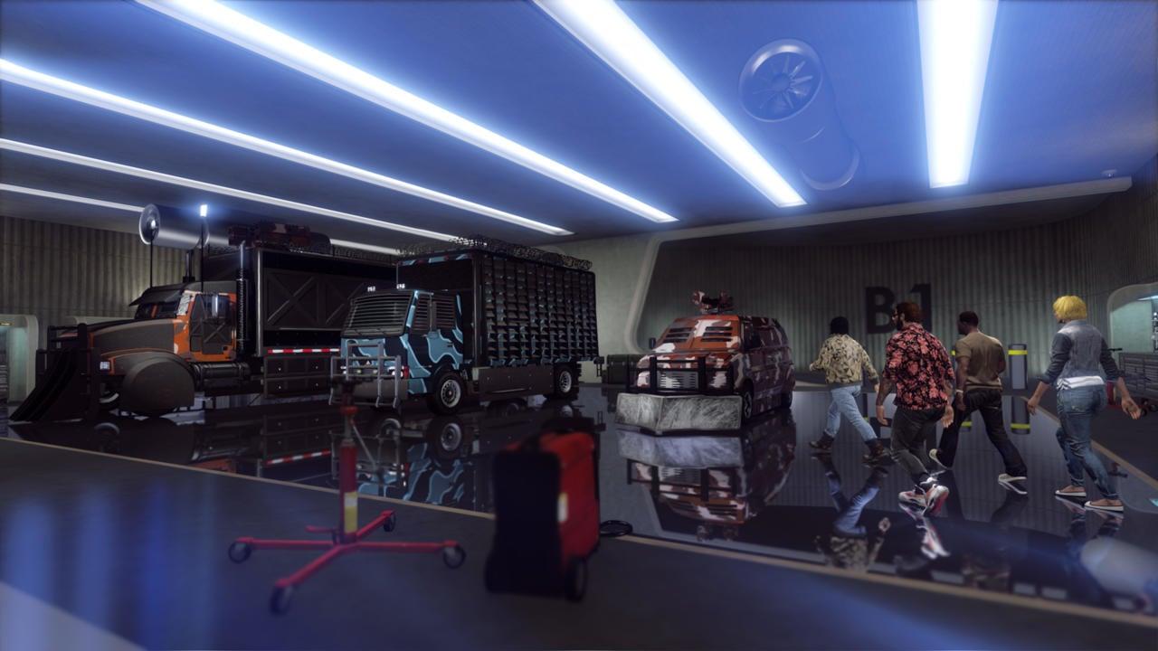 بازی GTA 5 آنلاین