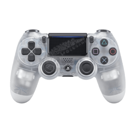 خرید دسته کریستال DualShock 4 Crystal Slim Wireless Controller