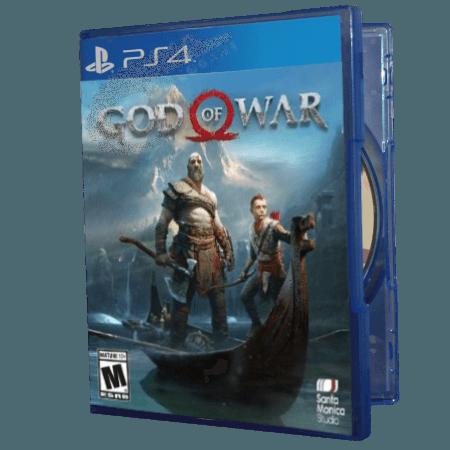 خرید بازی دست دوم و کارکرده God Of War برای PS4