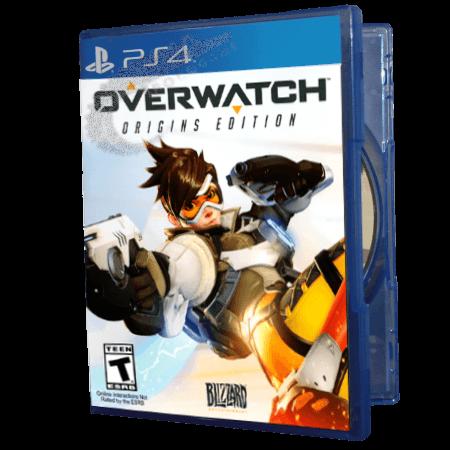 خرید بازی دست دوم و کارکرده Overwatch برای PS4