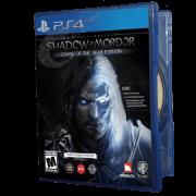 خرید بازی دست دوم و کارکرده Shadow Of Mordor Game Of The Year Edition برای PS4