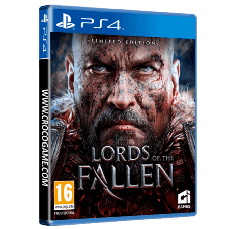 خرید بازی Lords Of The Fallen برای PS4