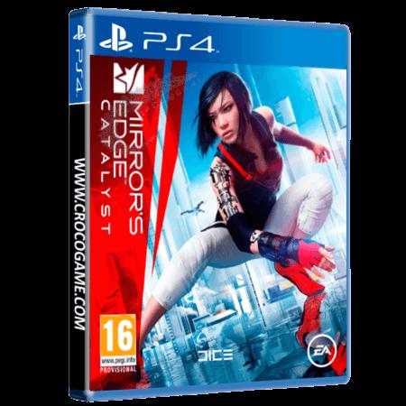 خرید بازی Mirrors Edge Catalyst برای PS4