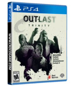 خرید بازی Outlast Trinity برای PS4