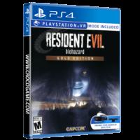 خرید بازی Resident Evil Biohazard Gold Edition برای PS4