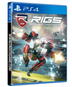 خرید بازی Rigs برای PS4