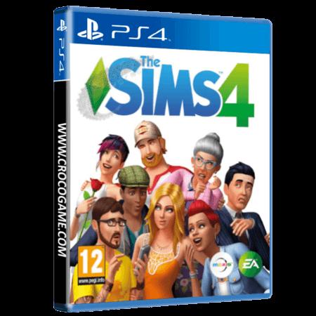 خرید بازی The Sims 4 برای PS4