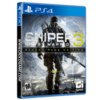 خرید بازی Sniper Ghost Warrior 3 برای PS4