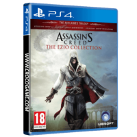 خرید بازی Assassins Creed The Ezio Collection برای PS4
