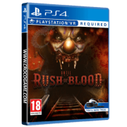 خرید بازی Until Dawn Rush Of Blood برای PS4