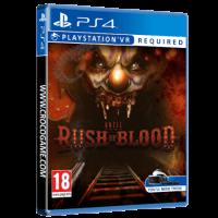 خرید بازی Until Dawn Rush Of Blood برای PS4