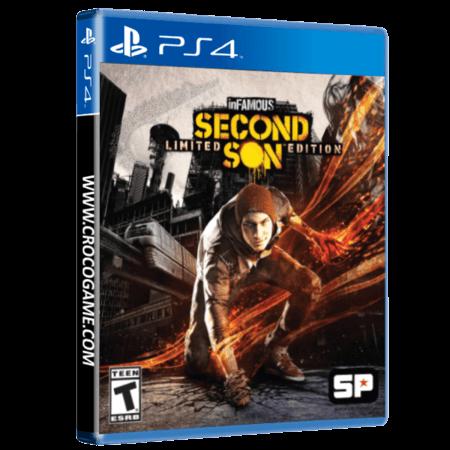 خرید بازی Infamous Second Son برای PS4