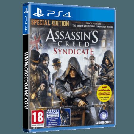 خرید بازی Assassins Creed Syndicate برای PS4