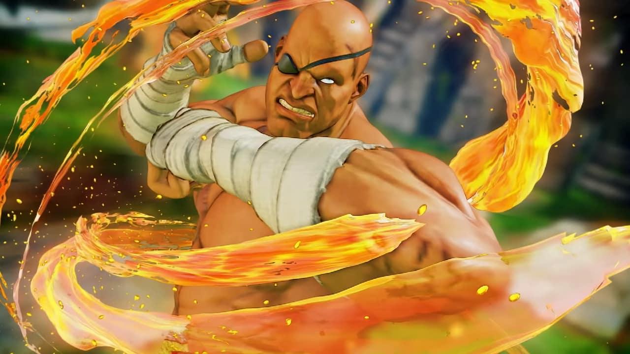بازی Street Fighter 5