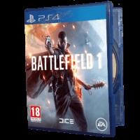 خرید بازی دست دوم و کارکرده Battlefield 1 برای PS4