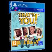 خرید بازی That's You