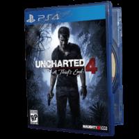 خرید بازی دست دوم و کارکرده Uncharted 4 A Thiefs End برای PS4