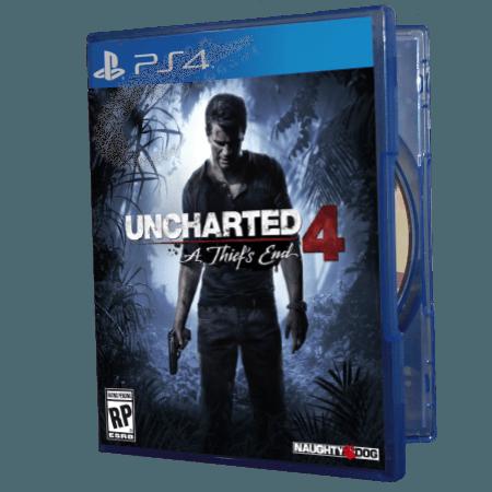 خرید بازی دست دوم و کارکرده Uncharted 4 A Thiefs End برای PS4 |
