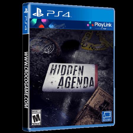 خرید بازی Hidden Agenda