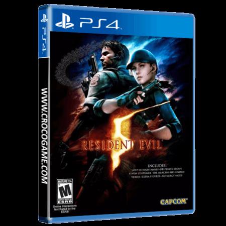 خرید بازی Resident Evil 5