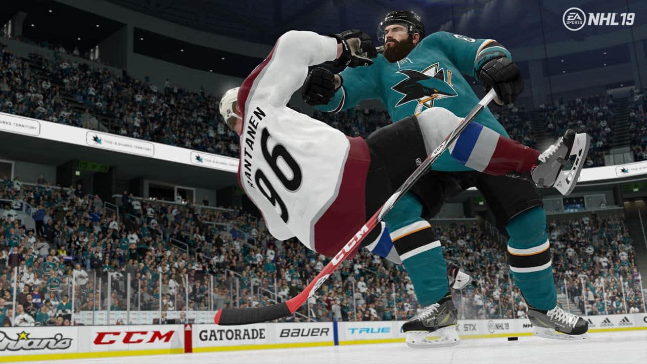 بازی NHL 19