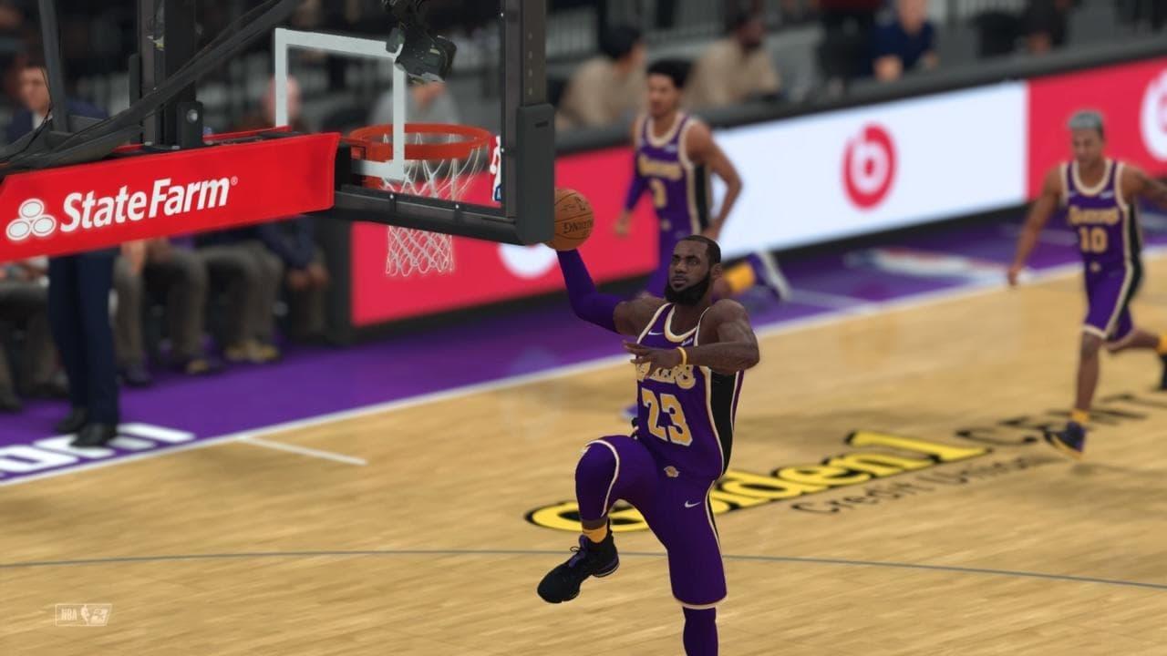 بازی NBA 2K19
