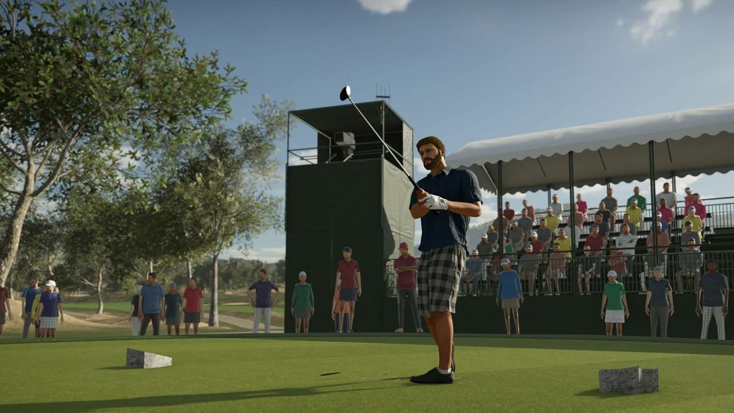بازی The Golf Club 2019