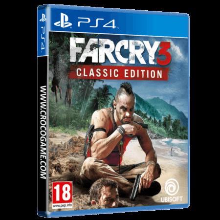 خرید بازی Far Cry 3 Classic Edition
