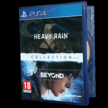 خرید بازی دست دوم و کارکرده Collection Heavy Rain + Beyond