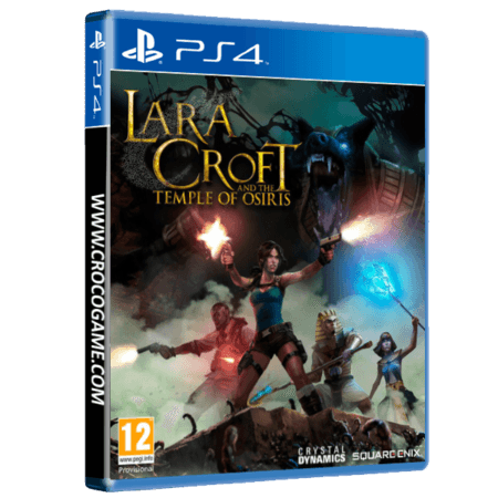 خرید بازی Lara Croft and the Temple of Osiris