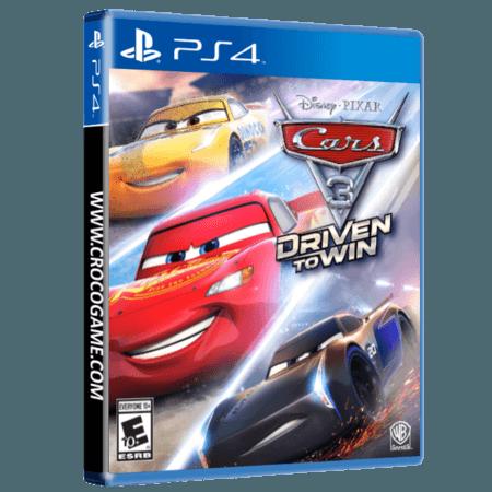 خرید بازی Cars 3