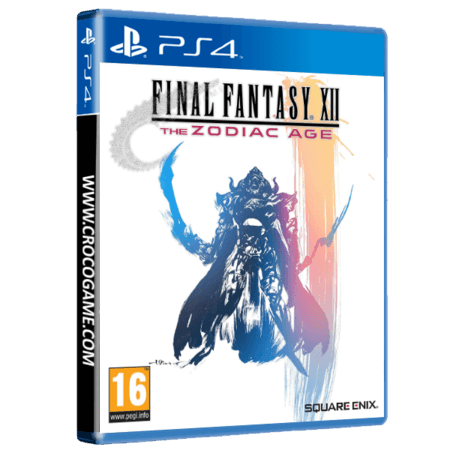 خرید بازی Final Fantasy XII the Zodiac Age