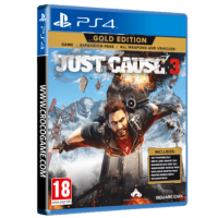 خرید بازی Just Cause 3 Gold Edition