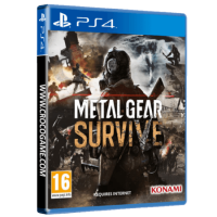 خرید بازی Metal Gear Survive