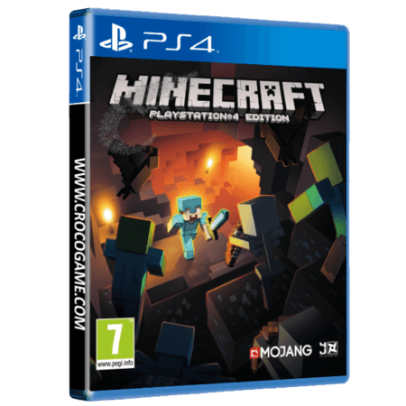 خرید بازی Minecraft Playstation 4 Edition
