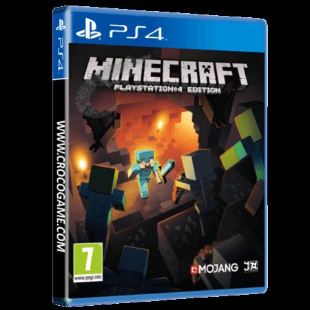 خرید بازی Minecraft Playstation 4 Edition
