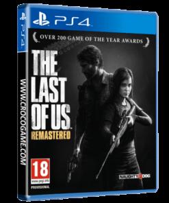 خرید بازی The Last of Us Remastered