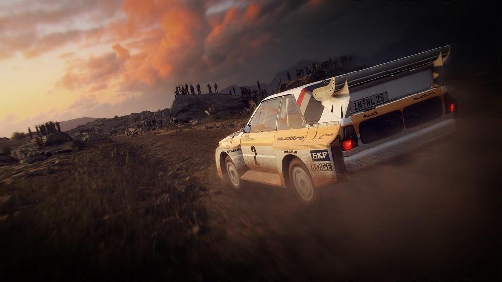 بازی DiRT Rally 2.0