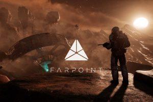 بازی Farpoint