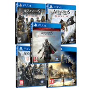 خرید کالکشن Assassin Creed