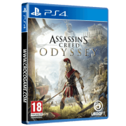 خرید بازی Assassins Creed Odyssey برای PS4